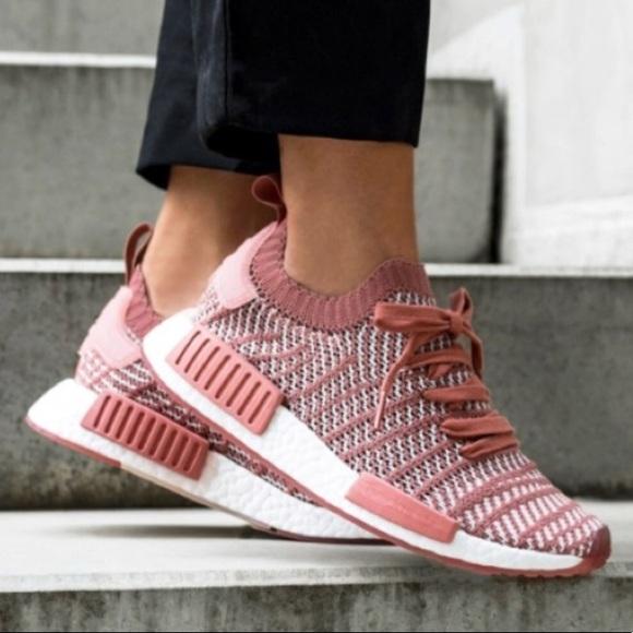 c514219aa1ca7 Adidas NMD R1 Primeknit Sneakers